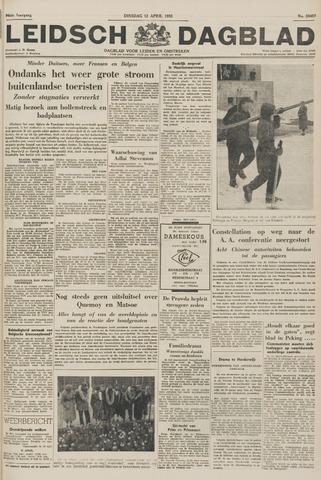 Leidsch Dagblad 1955-04-12