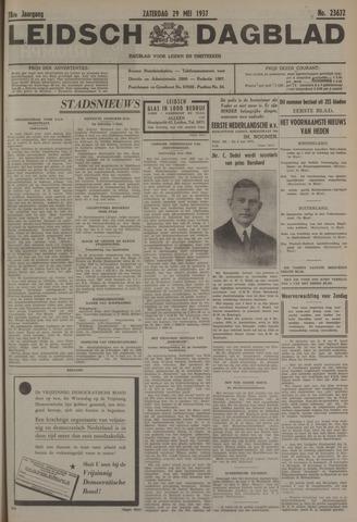 Leidsch Dagblad 1937-05-29