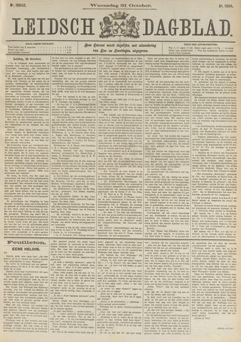 Leidsch Dagblad 1894-10-31