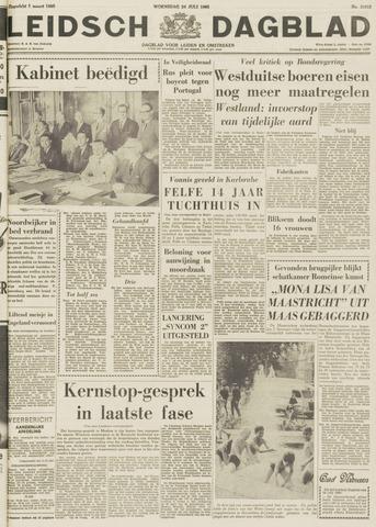 Leidsch Dagblad 1963-07-24