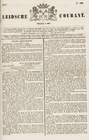 Leydse Courant 1873-05-09