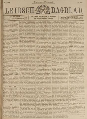 Leidsch Dagblad 1902-02-04