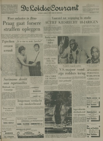 Leidse Courant 1969-08-23