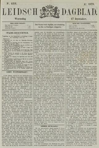 Leidsch Dagblad 1873-12-17
