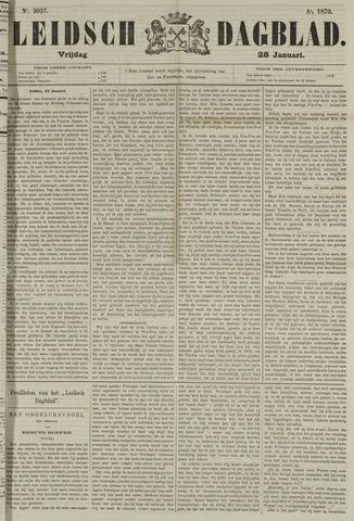 Leidsch Dagblad 1870-01-28