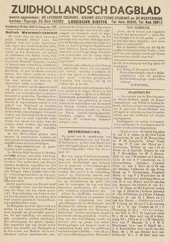 Zuidhollandsch Dagblad 1944-12-14