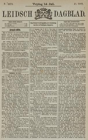 Leidsch Dagblad 1882-07-14