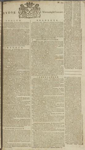 Leydse Courant 1772-08-05