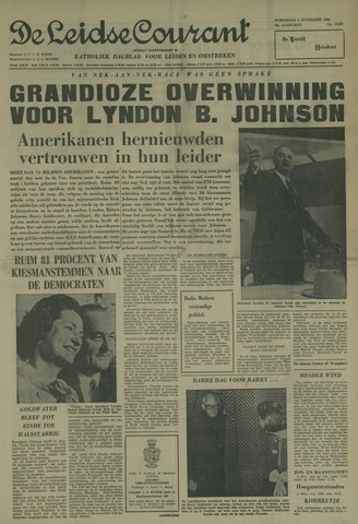 Leidse Courant 1964-11-04