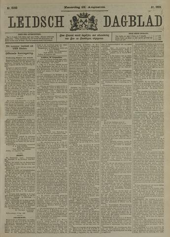 Leidsch Dagblad 1909-08-21