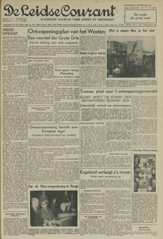 Leidse Courant 1951-11-08
