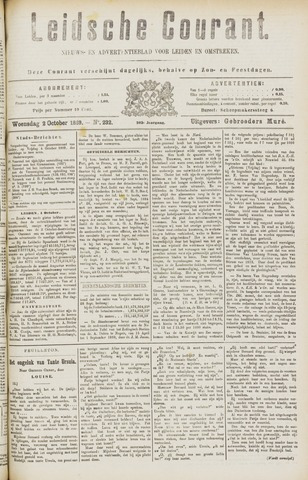 Leydse Courant 1889-10-02