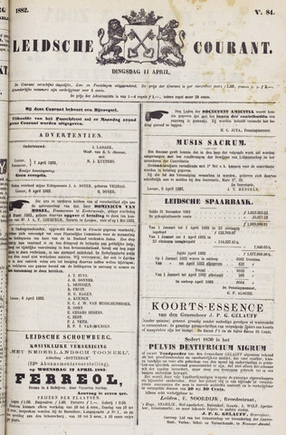 Leydse Courant 1882-04-11