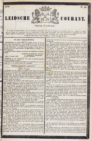 Leydse Courant 1879-01-17