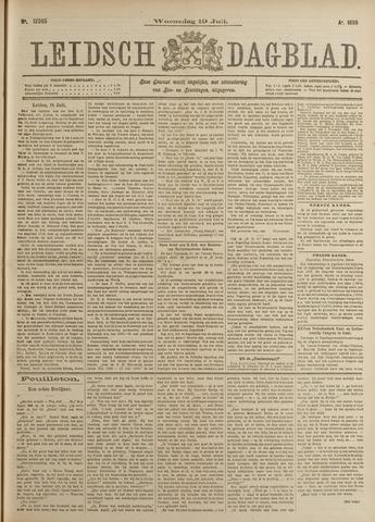 Leidsch Dagblad 1899-07-19