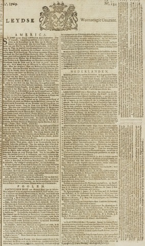 Leydse Courant 1769-11-08
