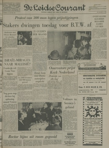 Leidse Courant 1969-01-18