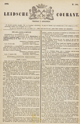 Leydse Courant 1883-08-03