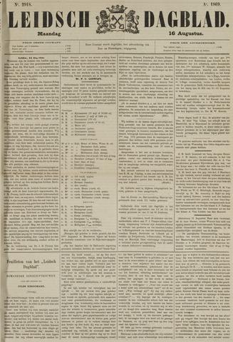 Leidsch Dagblad 1869-08-16