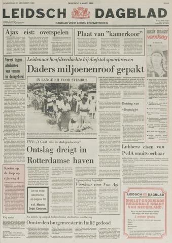 Leidsch Dagblad 1980-12-11