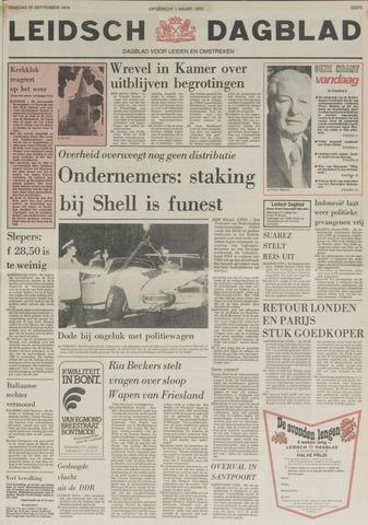 Leidsch Dagblad 1979-09-25