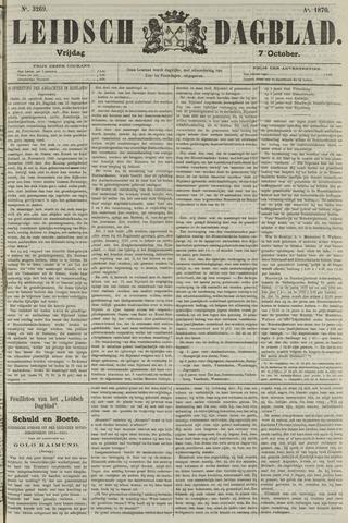 Leidsch Dagblad 1870-10-07