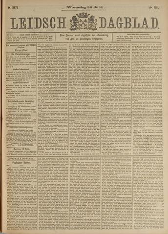 Leidsch Dagblad 1901-06-26