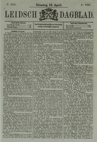 Leidsch Dagblad 1880-04-13