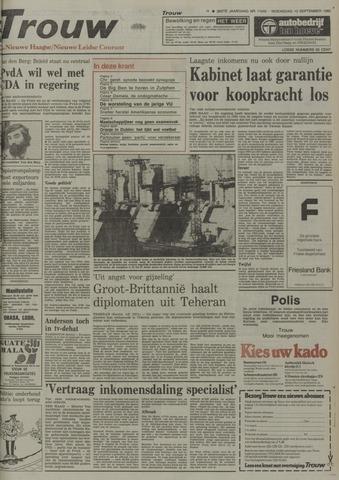 Nieuwe Leidsche Courant 1980-09-10