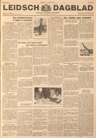 Leidsch Dagblad 1947-04-11