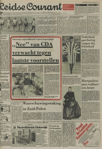 Leidse Courant 1981-07-28