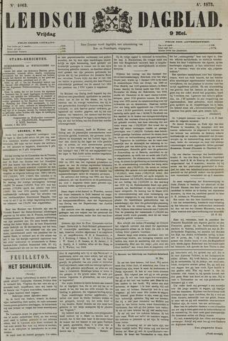 Leidsch Dagblad 1873-05-09