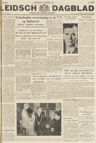 Leidsch Dagblad 1954-12-11