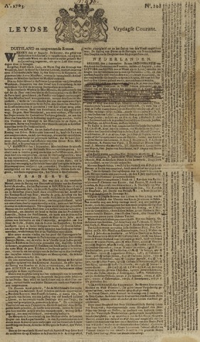 Leydse Courant 1763-09-09