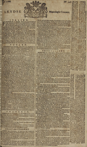 Leydse Courant 1766-09-08