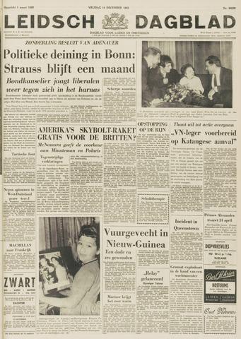 Leidsch Dagblad 1962-12-14