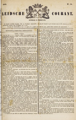 Leydse Courant 1883-02-06