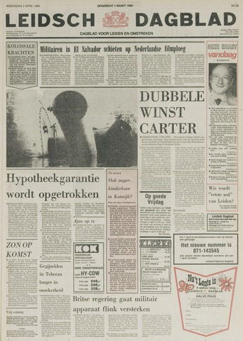Leidsch Dagblad 1980-04-02