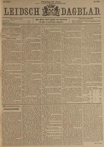 Leidsch Dagblad 1897-06-29