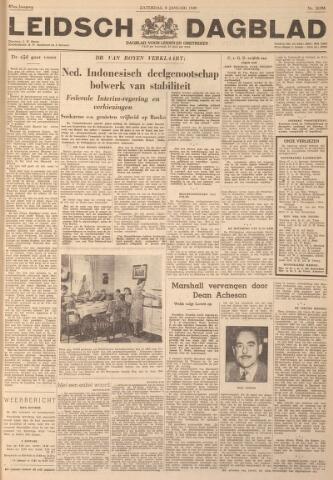 Leidsch Dagblad 1949-01-08