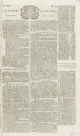 Leydse Courant 1819-05-05