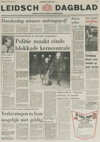 Leidsch Dagblad 1980-03-17