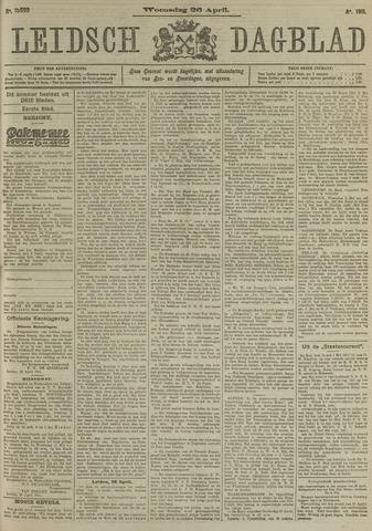 Leidsch Dagblad 1911-04-26