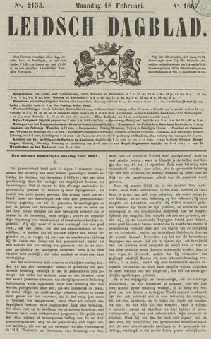 Leidsch Dagblad 1867-02-18