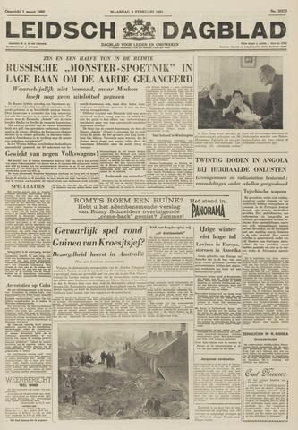 Leidsch Dagblad 1961-02-06