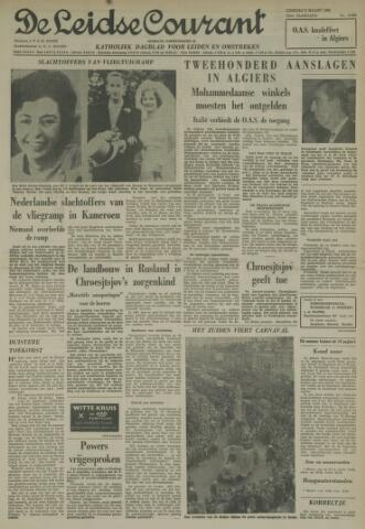 Leidse Courant 1962-03-06