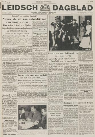 Leidsch Dagblad 1955-03-29