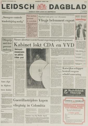 Leidsch Dagblad 1980-12-16