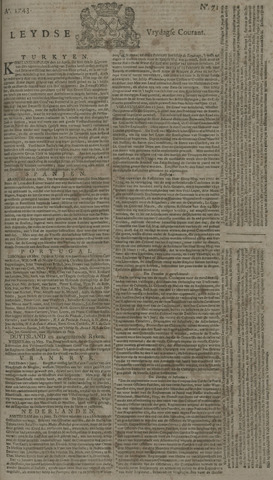 Leydse Courant 1743-06-14