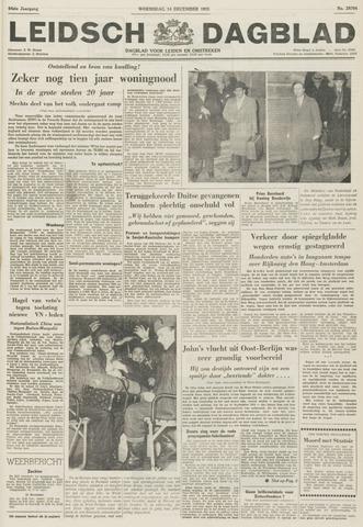 Leidsch Dagblad 1955-12-14